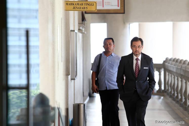 前1MDB总执行长2012年薪资和津贴逾258万